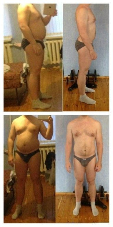 Пептиды результаты фото до и после курс стероидов туринабол нандролон деканоат винстрол