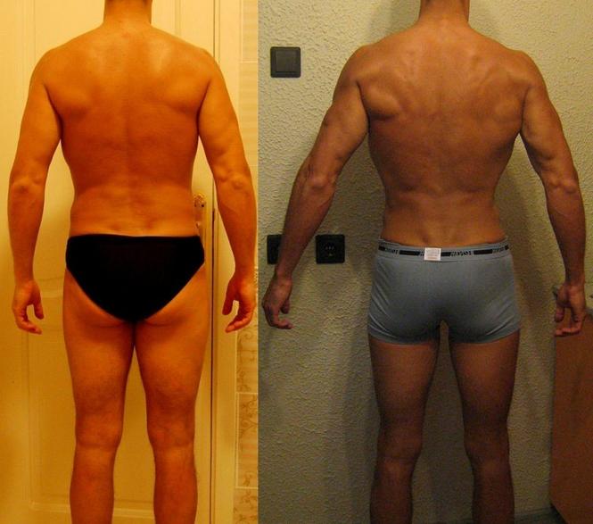 кукурузной фото до и после курса гормона роста это