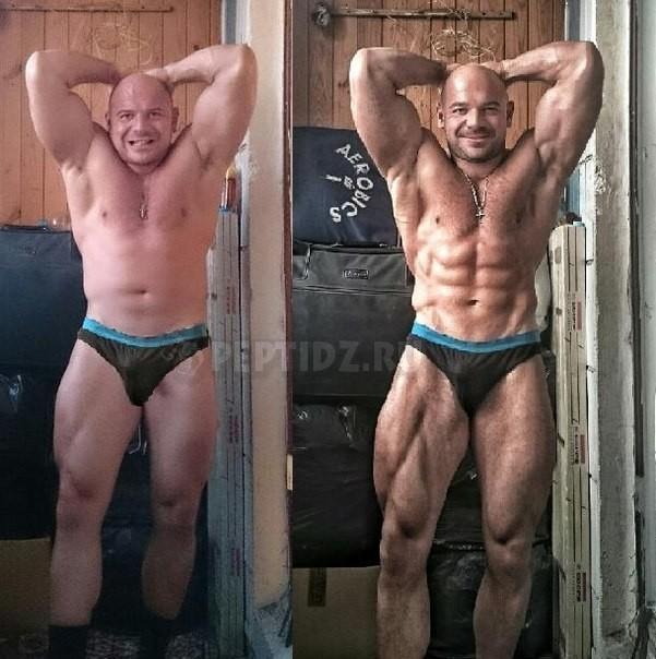 фото до и после курса гормона роста средства вкладывает недвижимость
