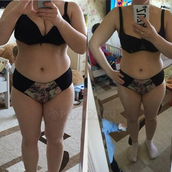 похудение за месяц без спорта